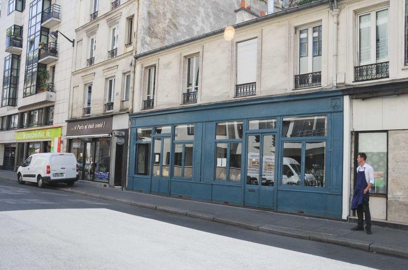Un déjeuner au restaurant Septime à Paris