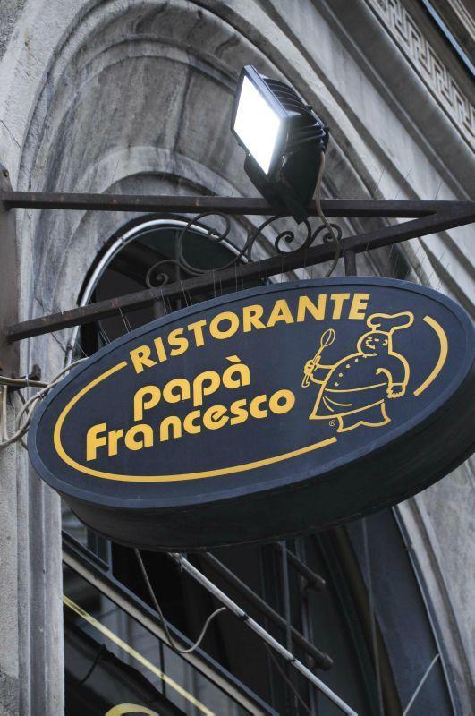 Ristorante Papà Francesco, à Milan