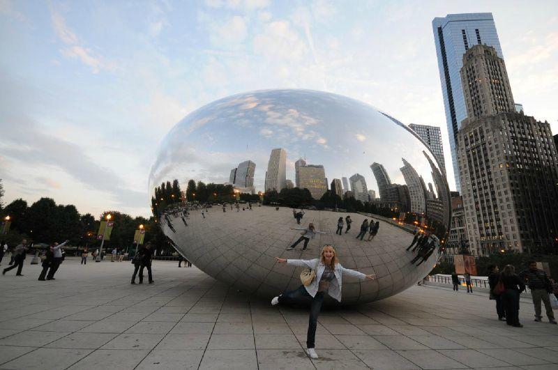 Chicago avec Assiettes Gourmandes... comme si vous y étiez!