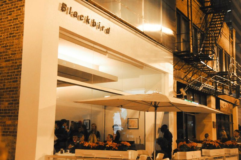 Restaurant Blackbird à Chicago (1 étoile Michelin)
