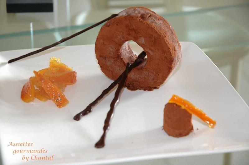 Un des 7 Péchés Capitaux: la Gourmandise (et son parfait au chocolat)