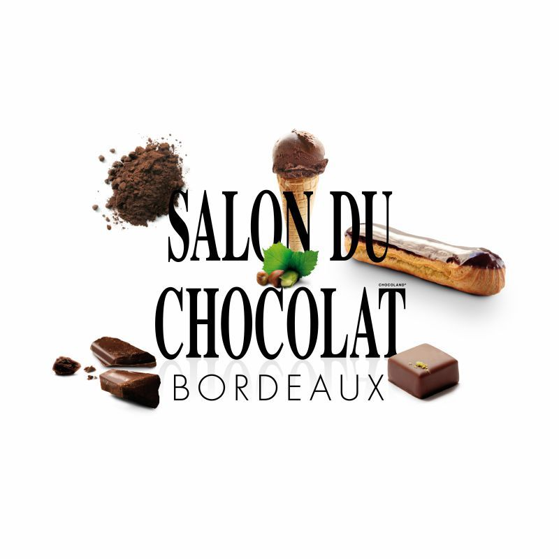 Salon du Chocolat à Bordeaux en 2012... avec Assiettes Gourmandes!