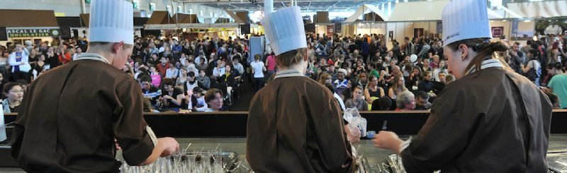 Gagnez des entrées pour le Salon du Chocolat à Bordeaux