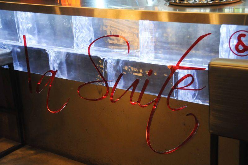 Déjeuner à La Suite à La Rochelle