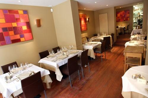 """Diner au Restaurant """"Le Coriandre"""" à Bruxelles"""