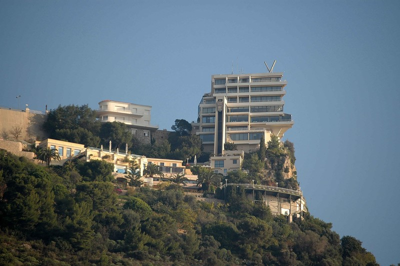 Restaurant Vista Palace à Roquebrune Cap Martin