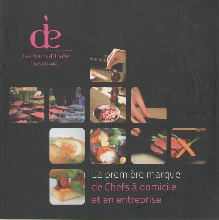 Un nouveau concept de Chef à domicile à Bordeaux: les dîners d'Eloïse