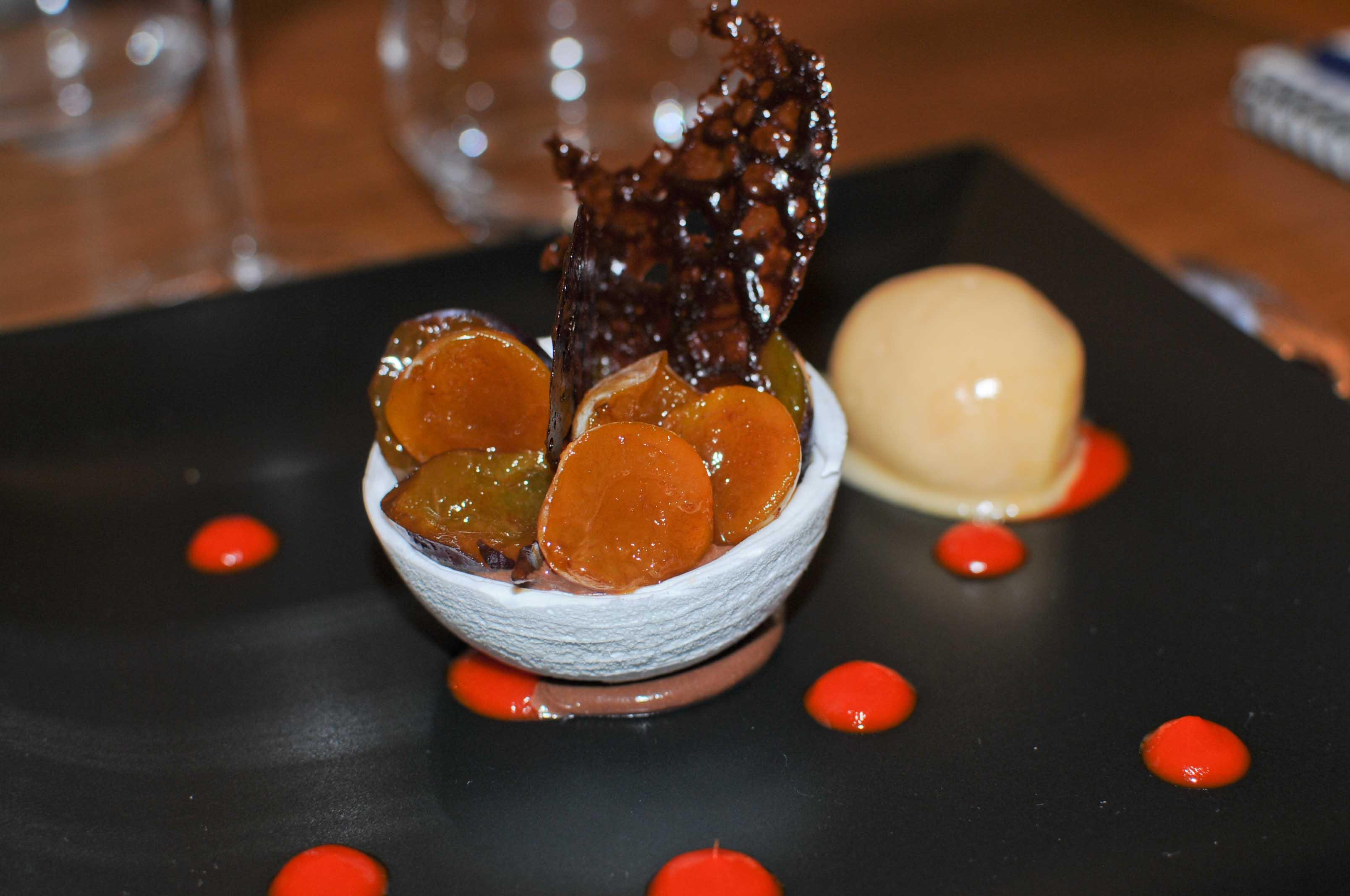 Nouveau dîner au Soléna à Bordeaux, chez Aurélien Crosato