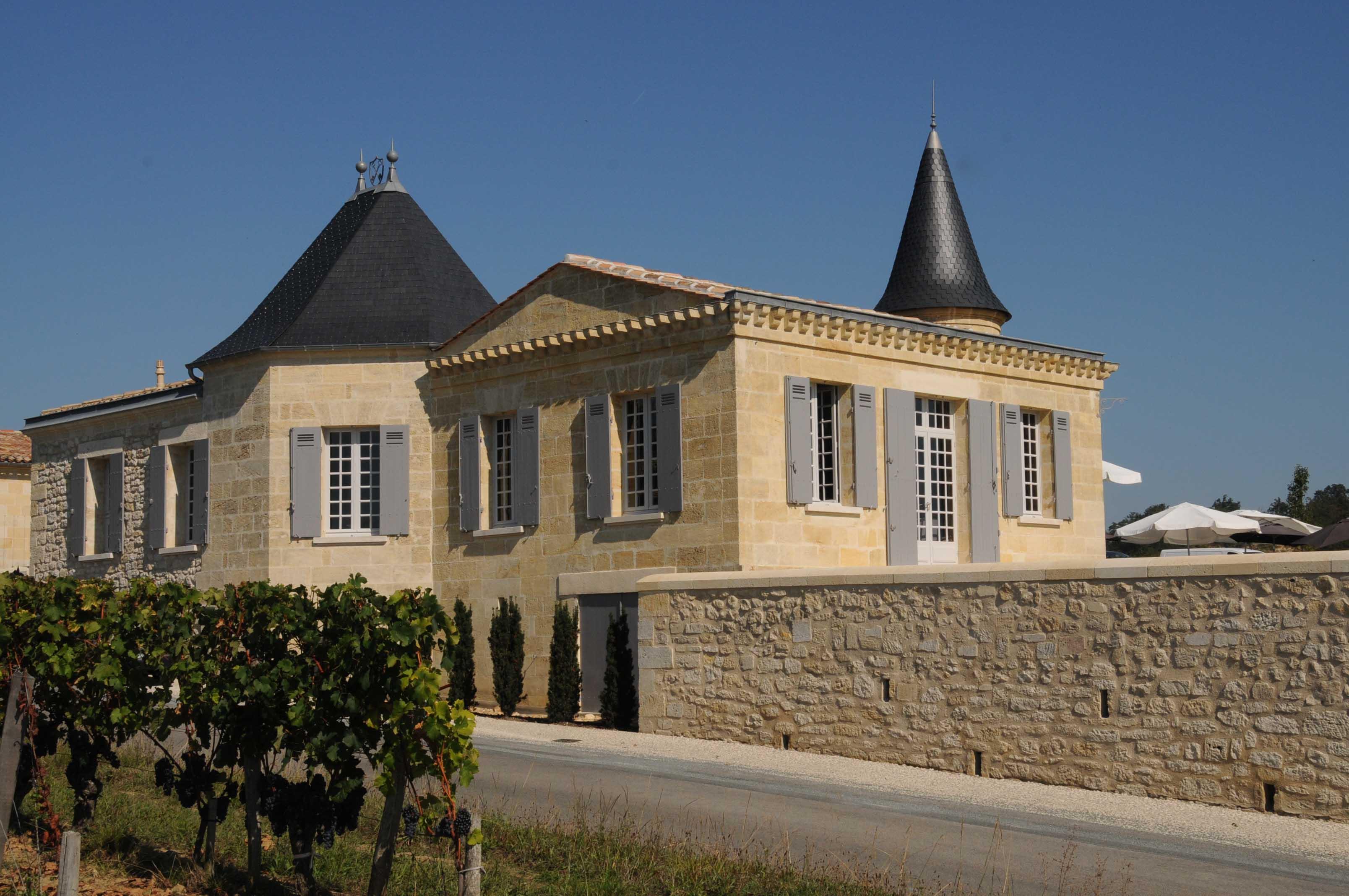 Château de Candale - L'Atelier de Candale