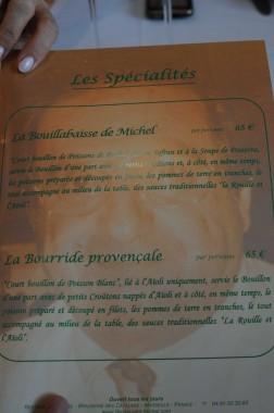 restaurant Michel Marseille