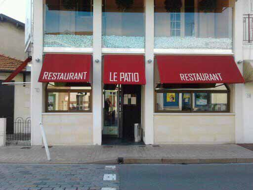restaurant le patio