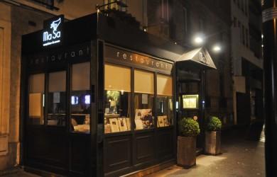 restaurant Masa Boulogne