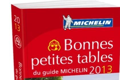 Les nouveaux Bib gourmands du Michelin 2013