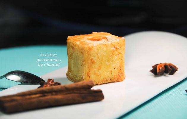 dessert de Nicolas Masse