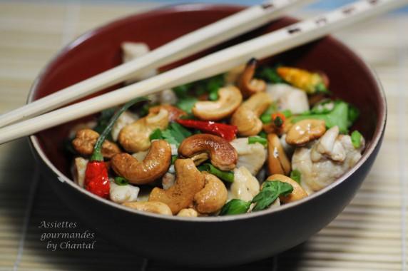 recette thaïe - cuisine asiatique