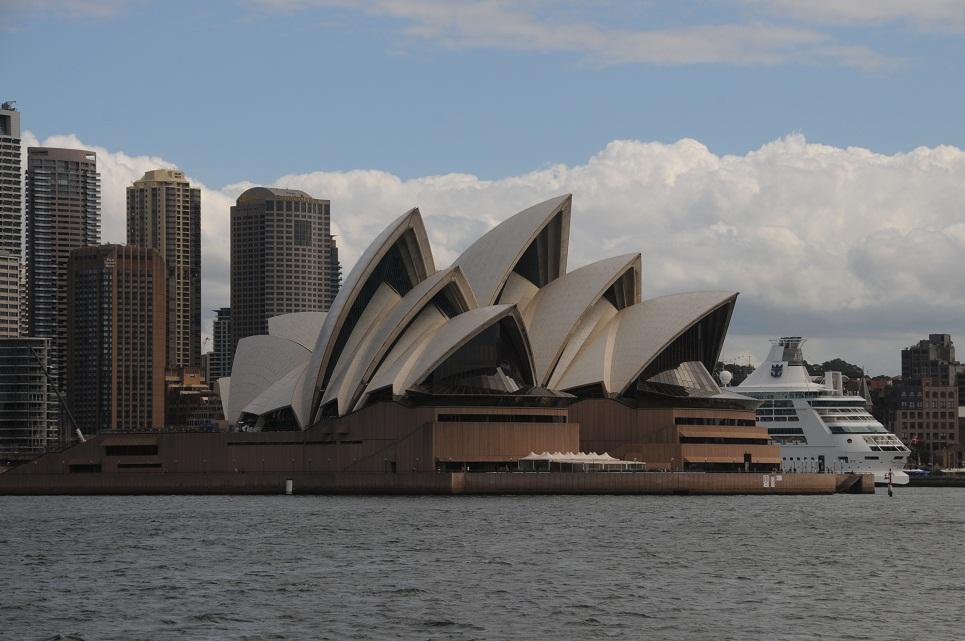 Sydney et les iles du Pacifique... en direct!
