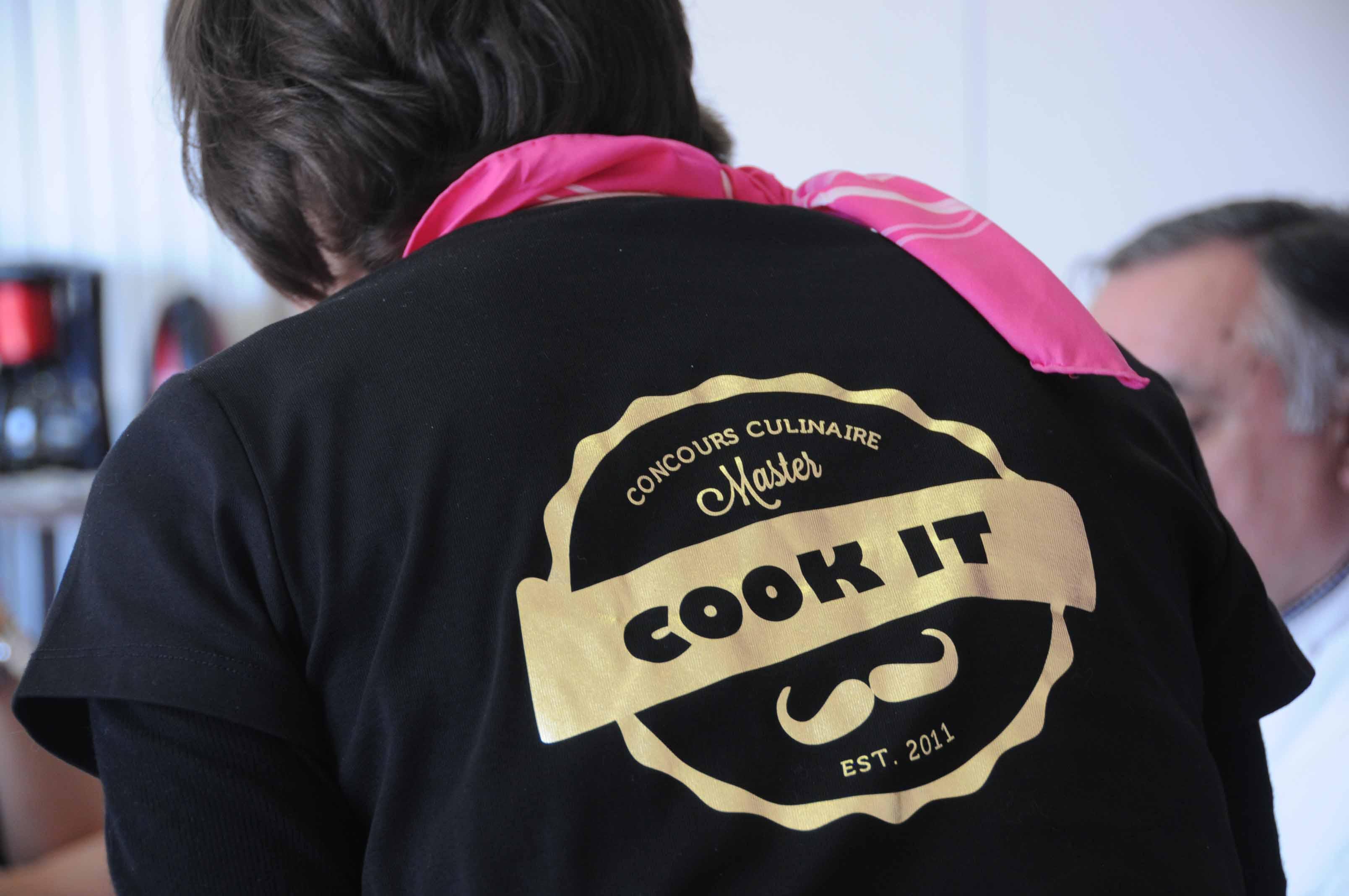 Concours Master Cook It de Bordeaux 2013