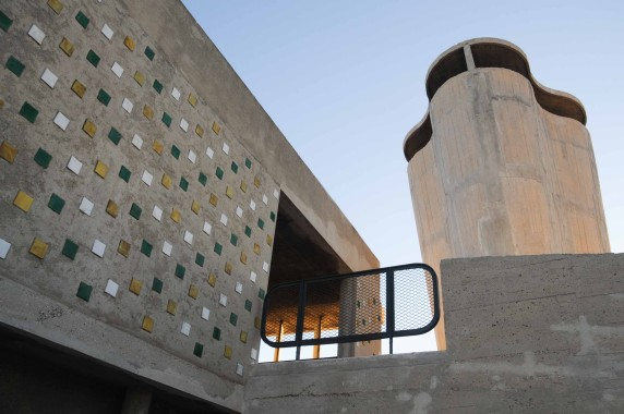 Cité radieuse Le Corbusier Marseille