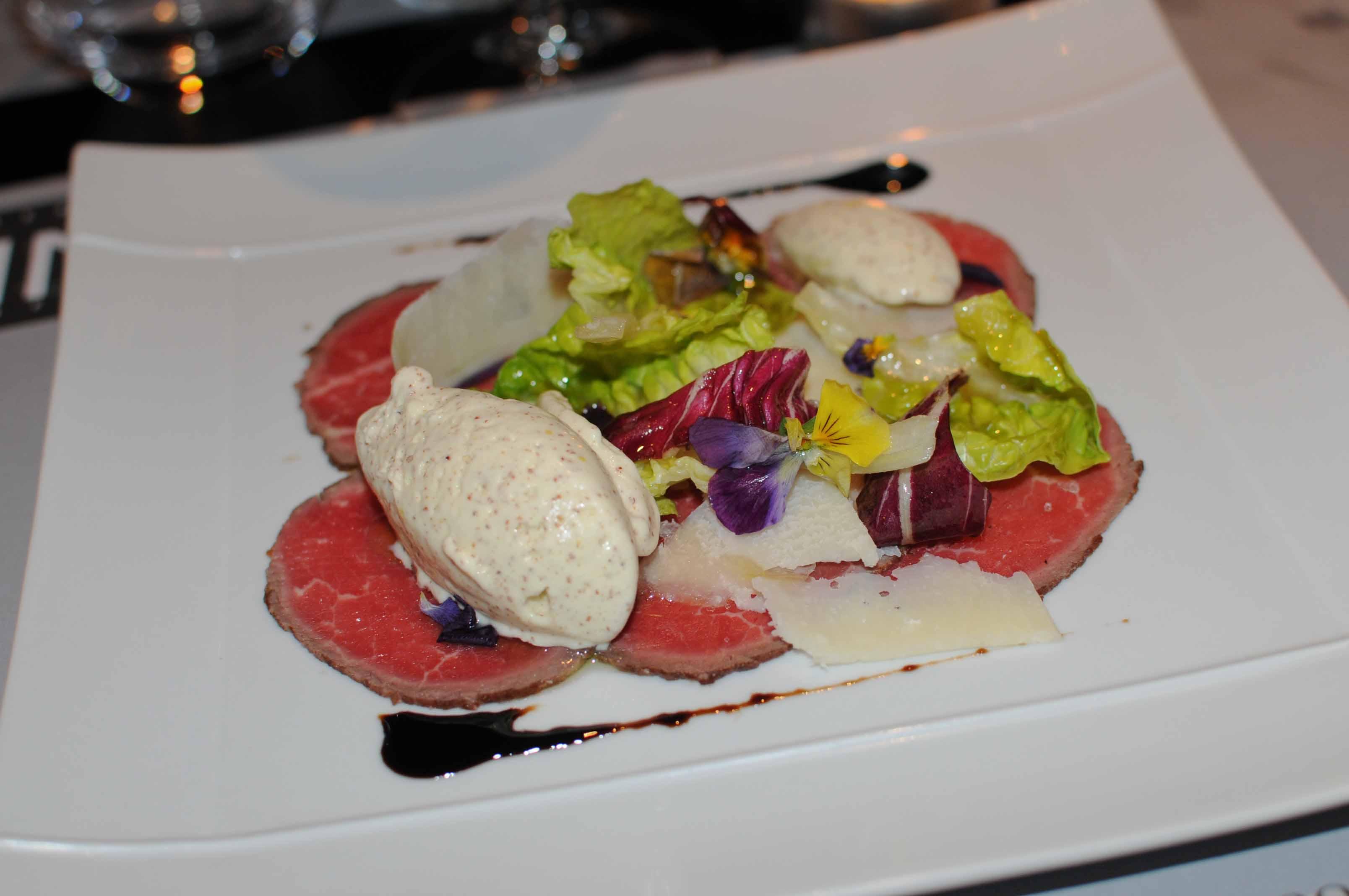 Diner au restaurant Le Vin Rue Neuve, à Bordeaux
