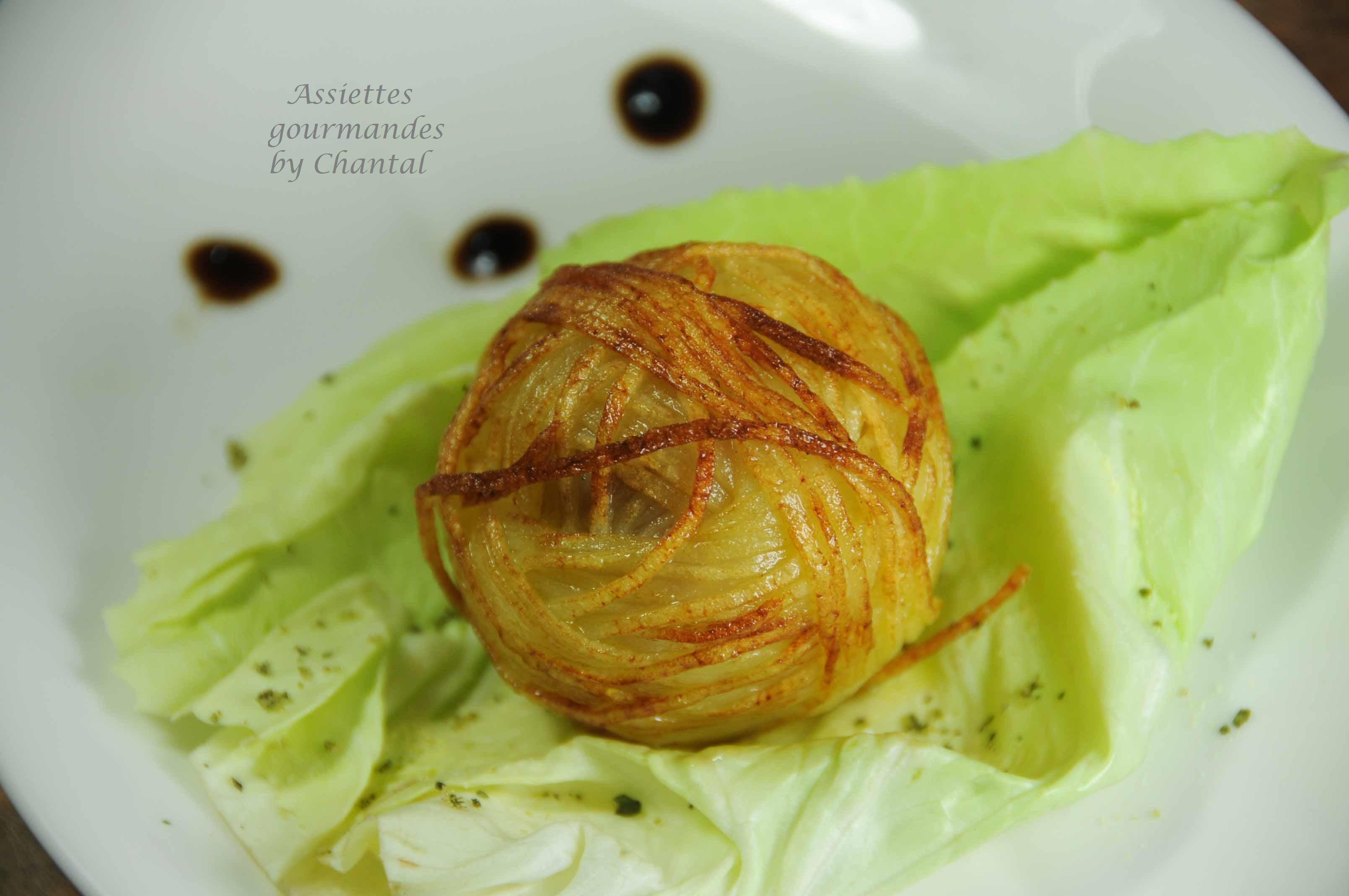 Bonbons de foie gras et de pommes de terre - Recette des Frères Pourcel