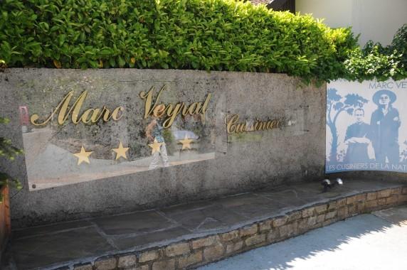 La nouvelle maison de Marc Veyrat