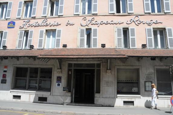 Hostellerie du Chapeau Rouge Dijon, William Frachot (2)
