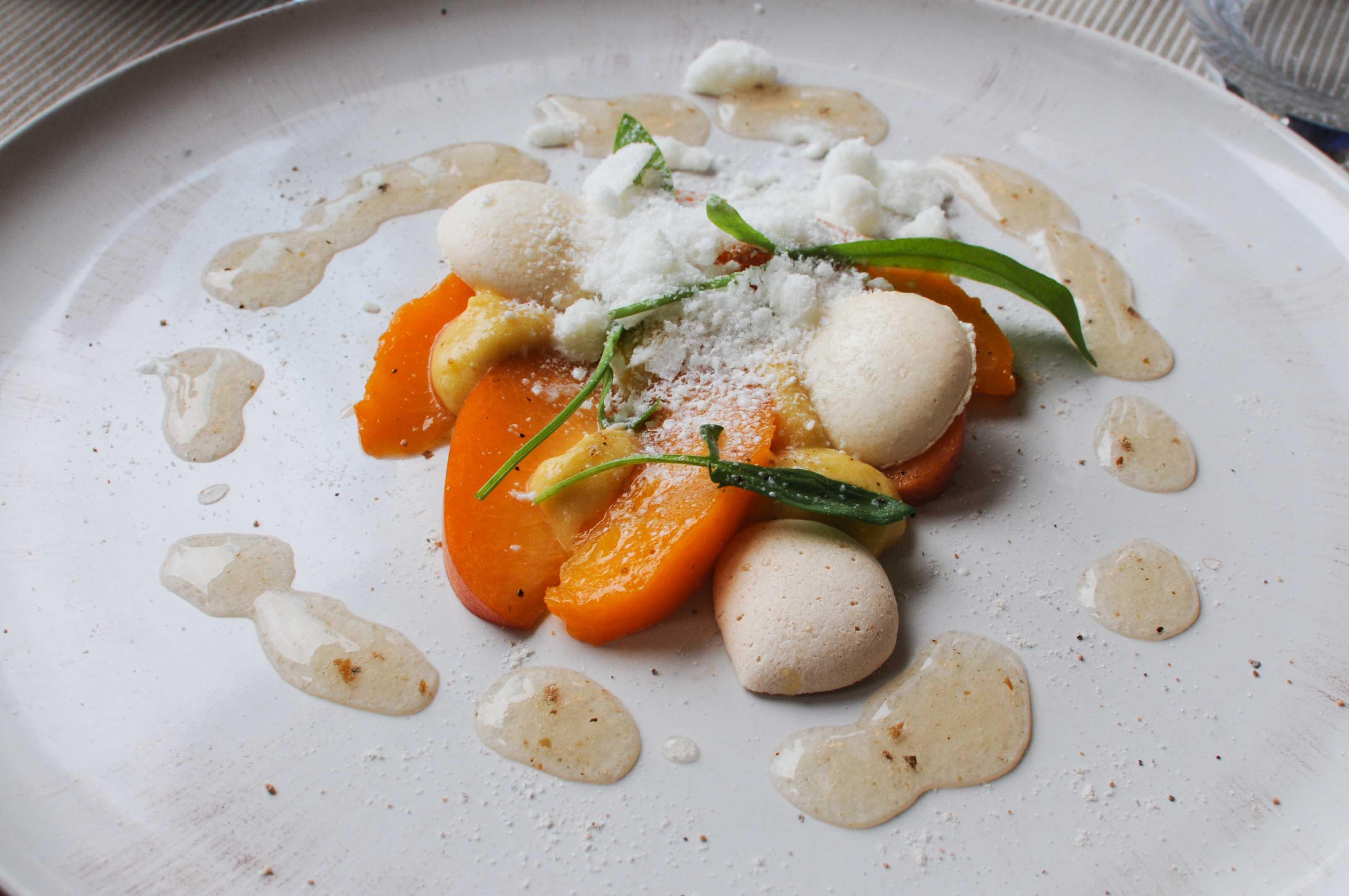 Déjeuner au restaurant Ilura à La Réserve, Saint Jean de Luz, par Fabrice Idiart
