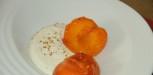 recette abricots caramel tonka et yaourt