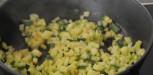 courgettes en risotto