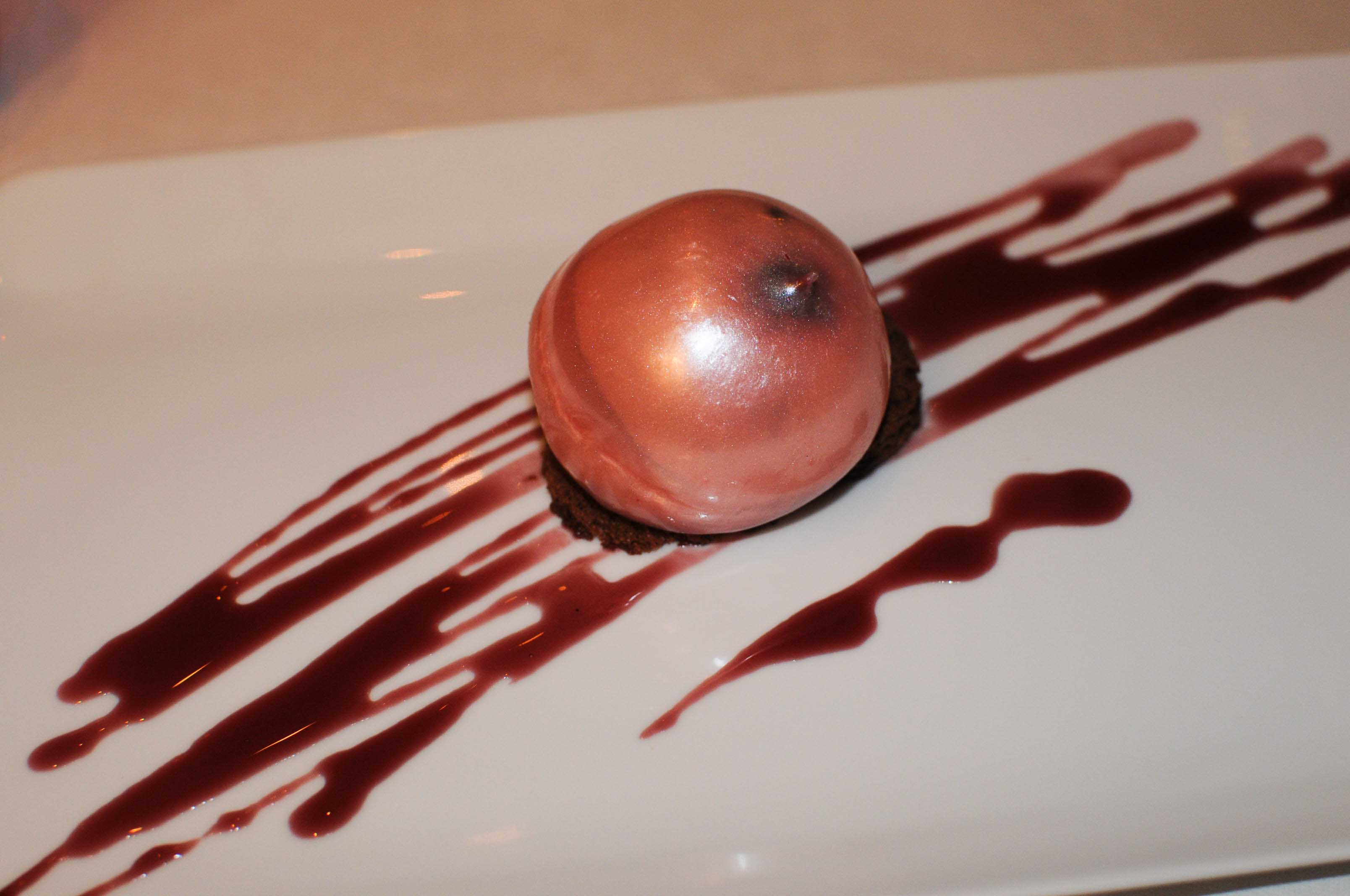 Dîner au restaurant 7ème Péché à Bordeaux