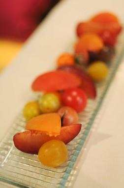 Astrance Paris (32) - fruits frais