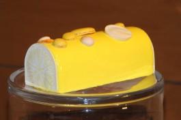 Pierre Herme - buche citron