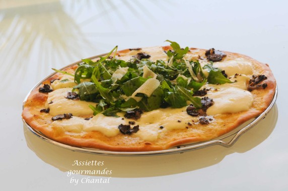 pizza truffe 3