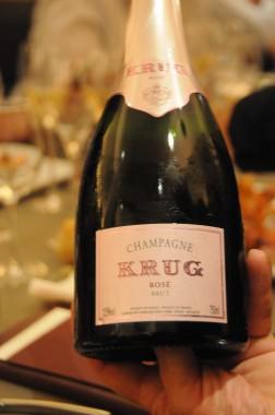 Champagne Krug