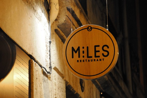 restaurant Miles Bordeaux