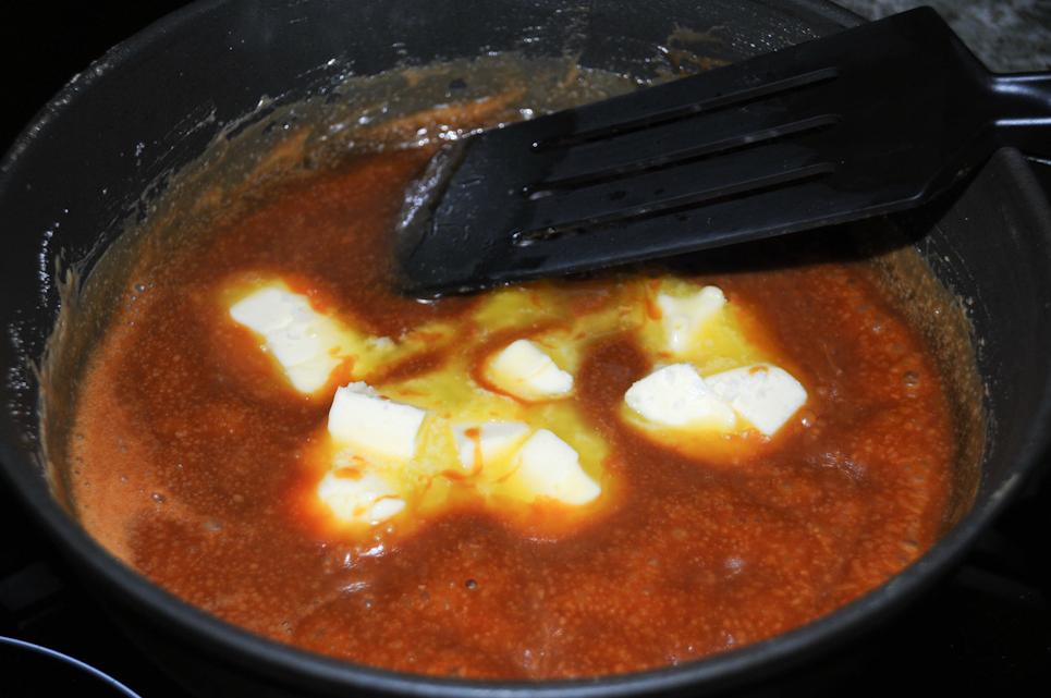 recette caramel beurre sale