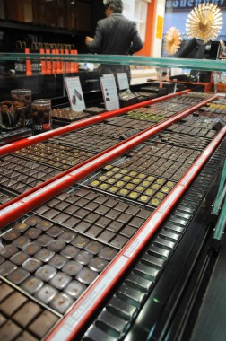 Henri Le Roux, caramels et chocolats