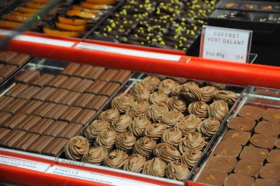 Henri le Roux, chocolatier, caramelier