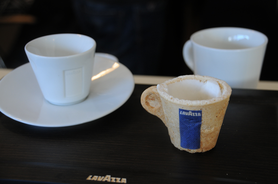 Cafe Lavazza