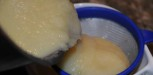 sorbet gingembre