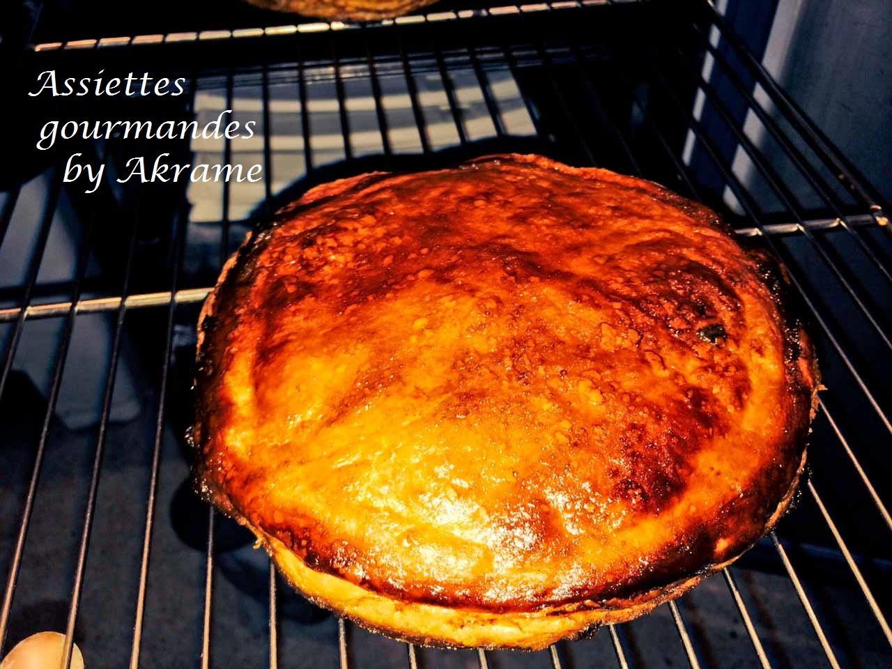 Akrame et sa recette de Galette des Rois (frangipane sans beurre)
