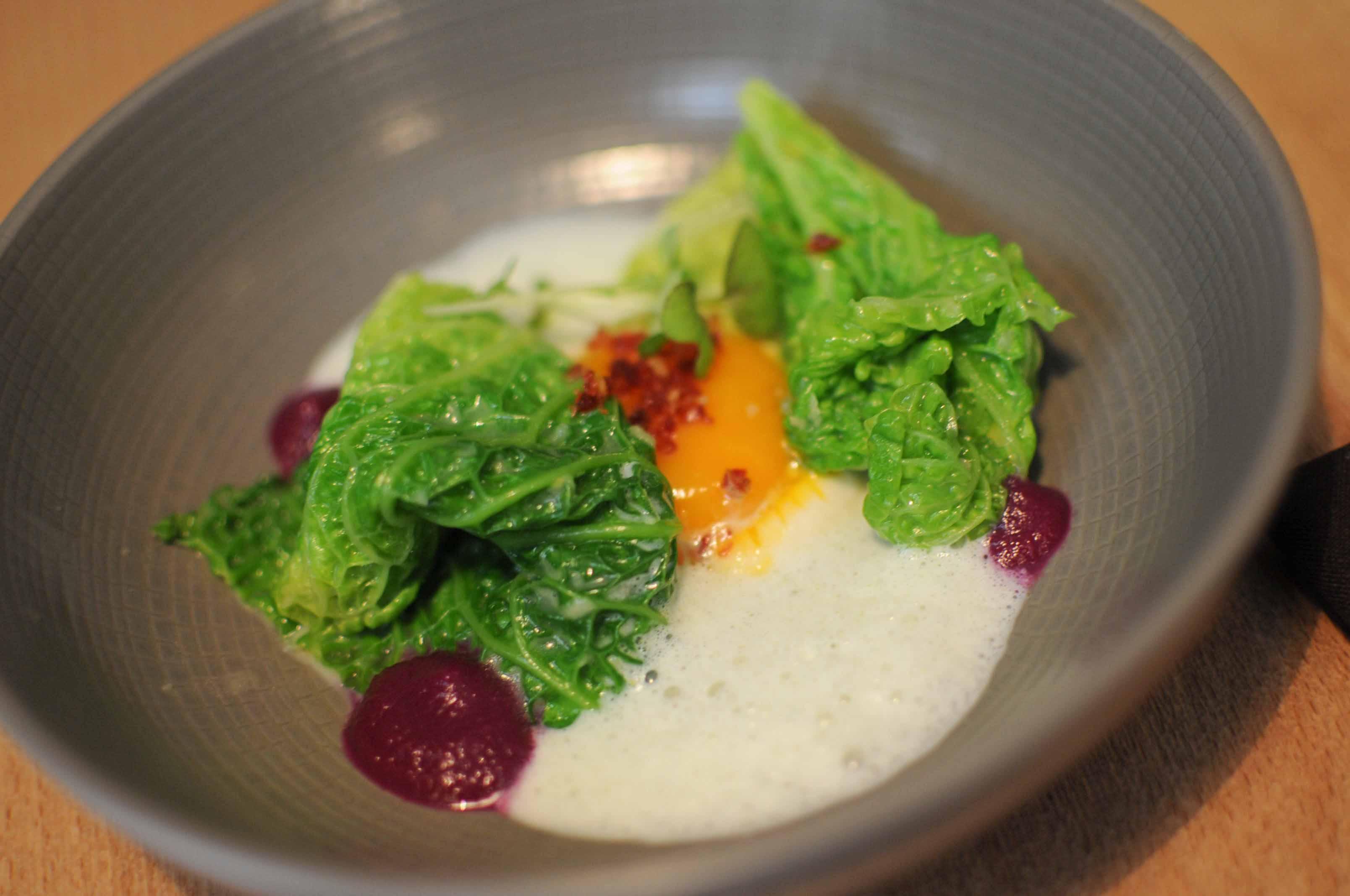 Nouveau repas au restaurant Miles, à Bordeaux