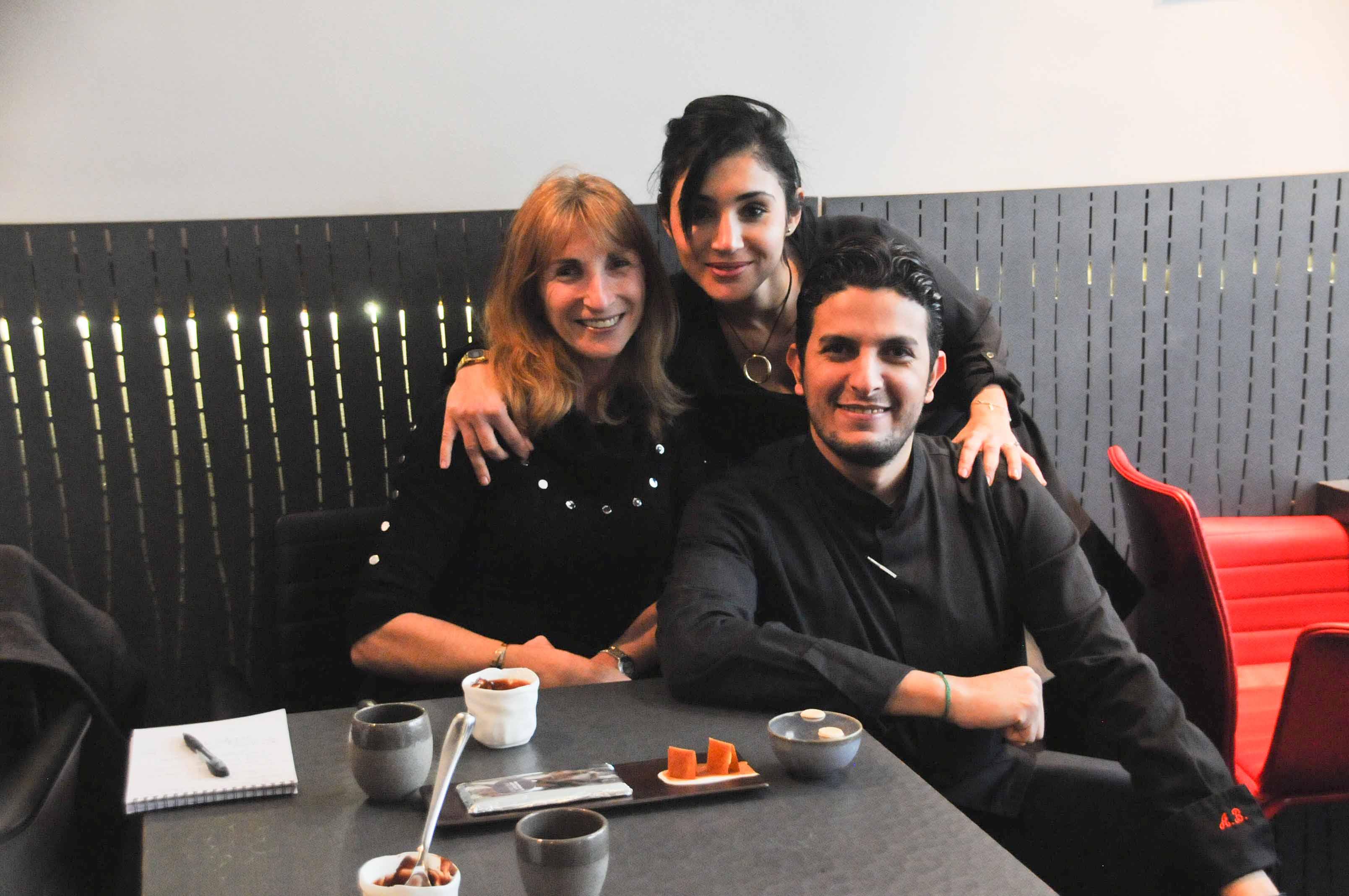 Akrame, 2 étoiles au Michelin 2014!