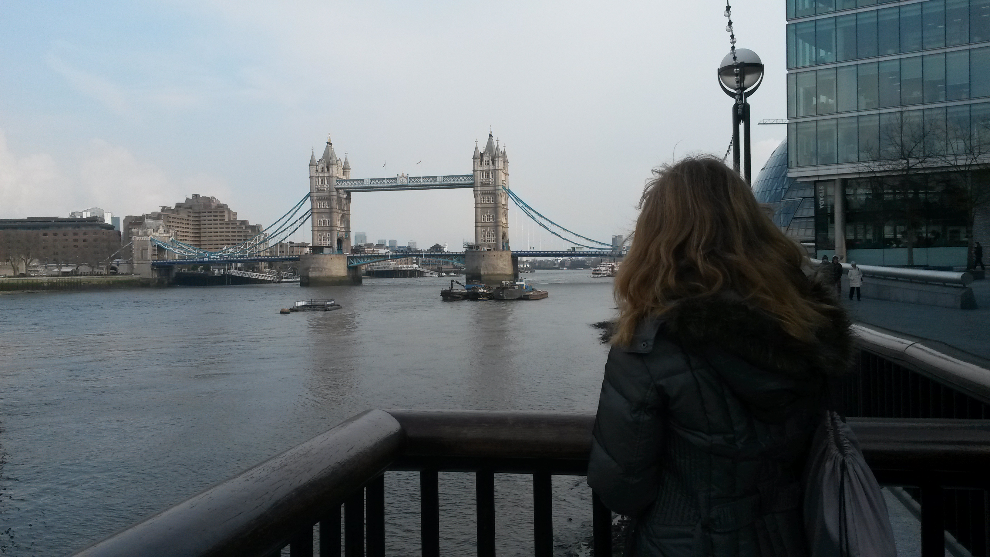 Balade à Londres