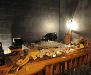 Brut, le bar à fromages d'Akrame