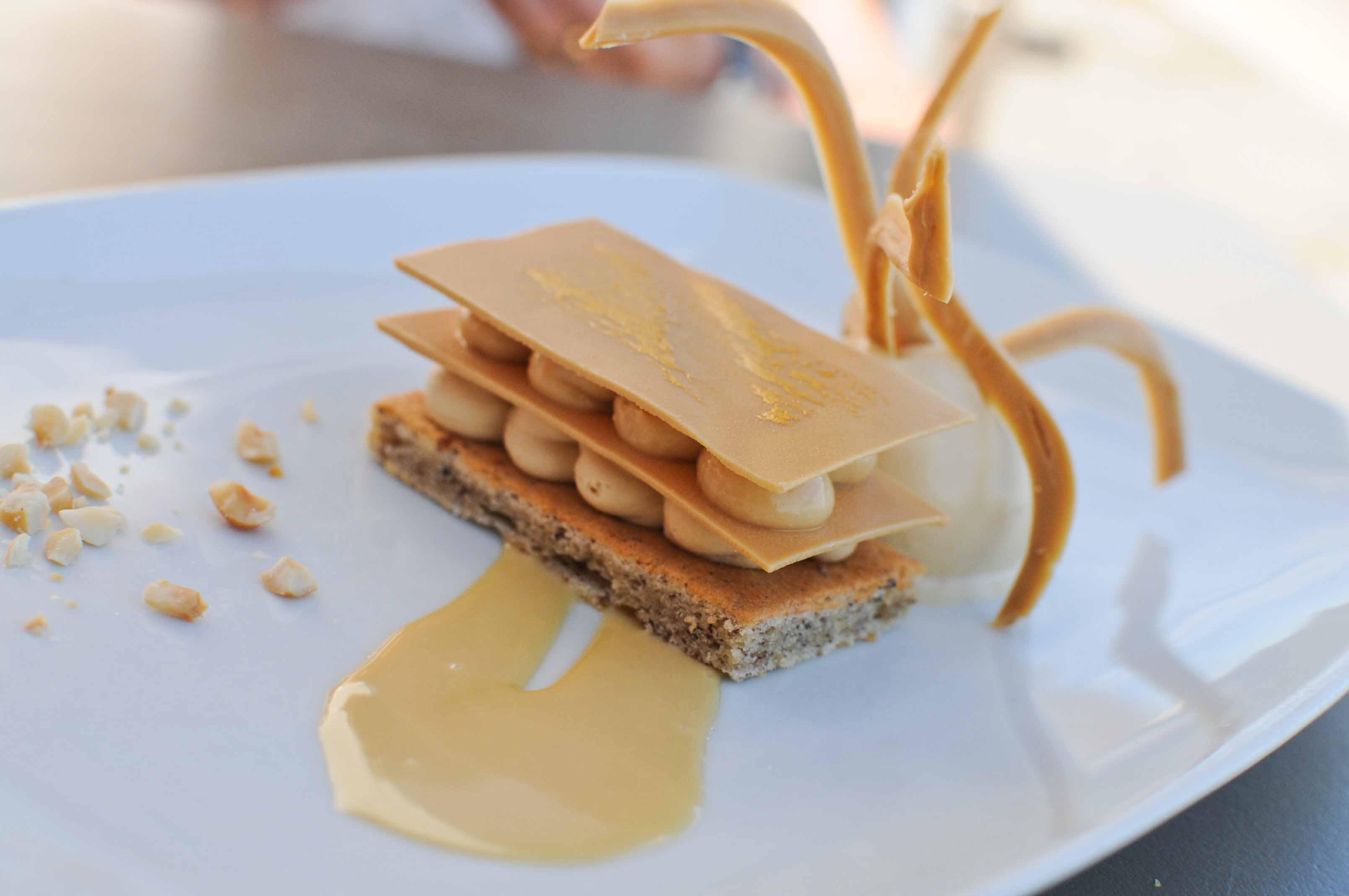 Déjeuner au Pinasse Café, par Pascal Nibaudeau