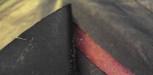 peau de rhubarbe séchées