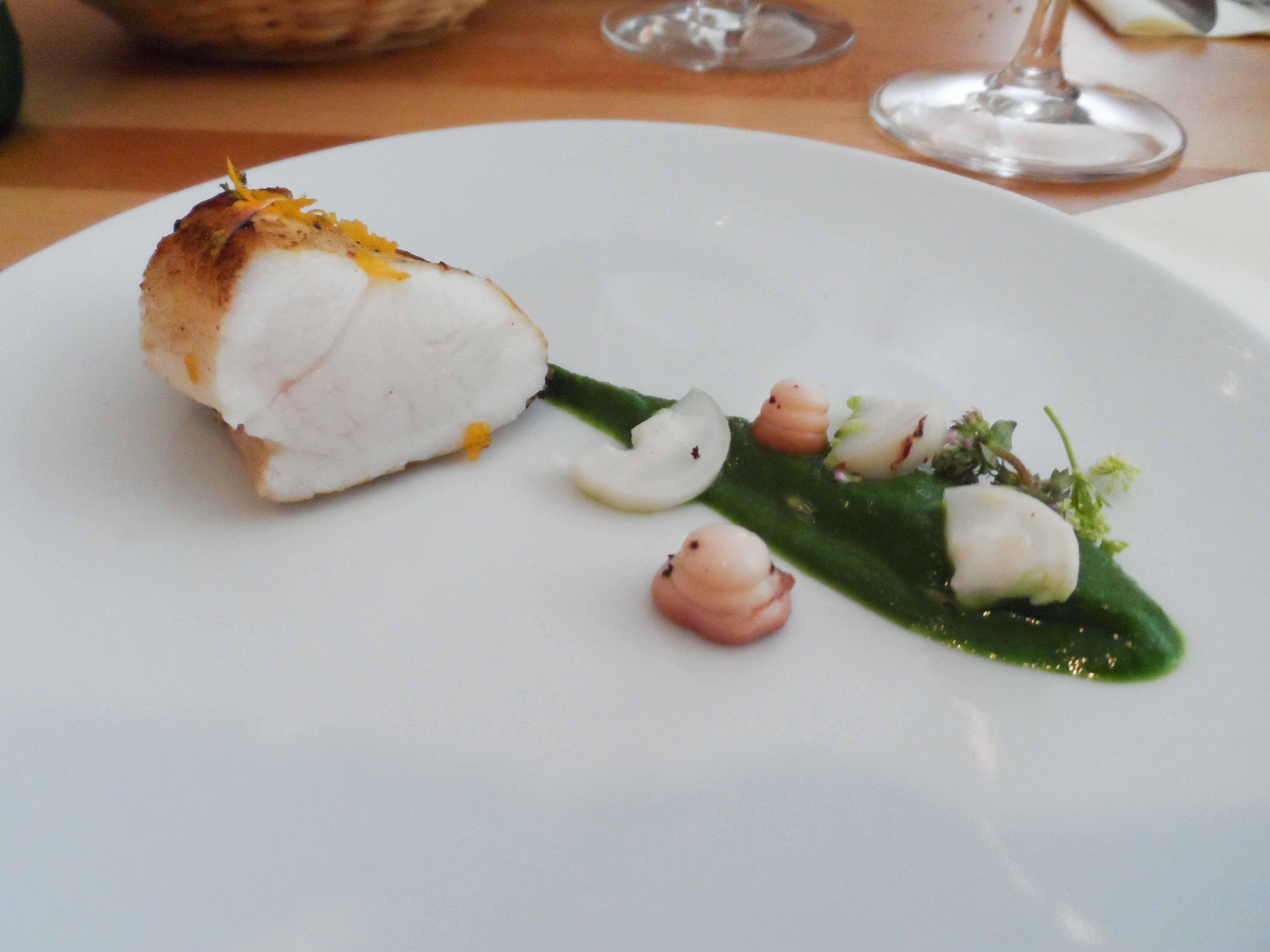 Déjeuner au restaurant Haï Kaï à Paris