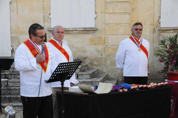 Intronisation Disciples Escoffier (6)