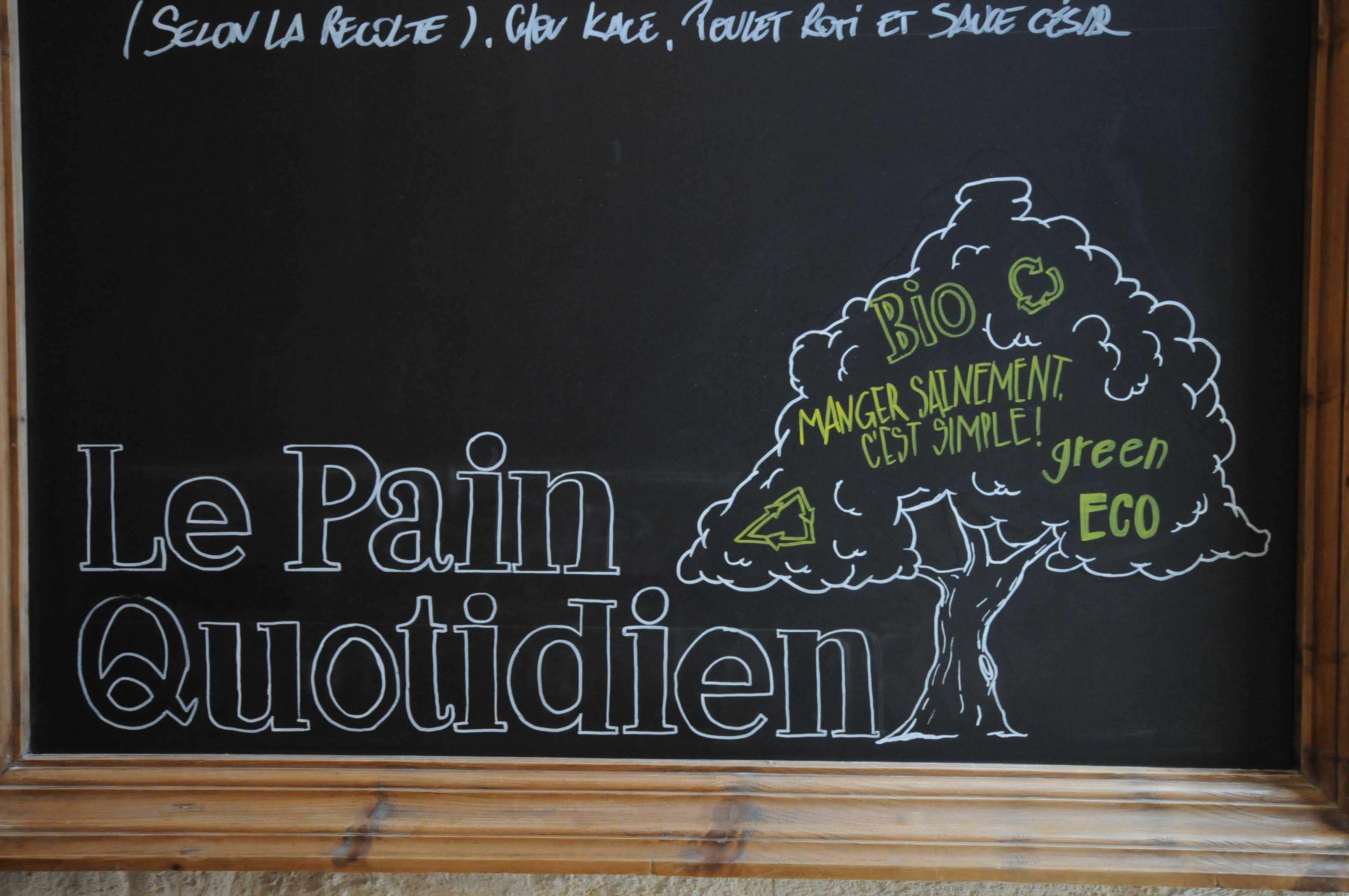Le Pain Quotidien - Bordeaux